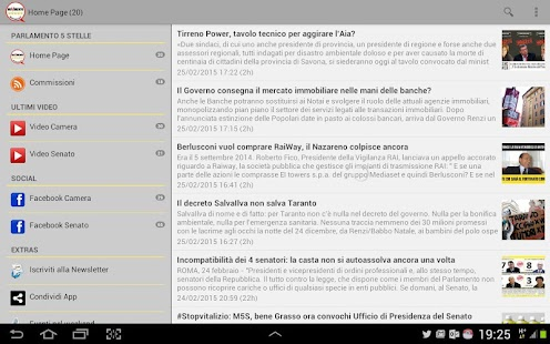 Parlamento 5 Stelle- screenshot thumbnail