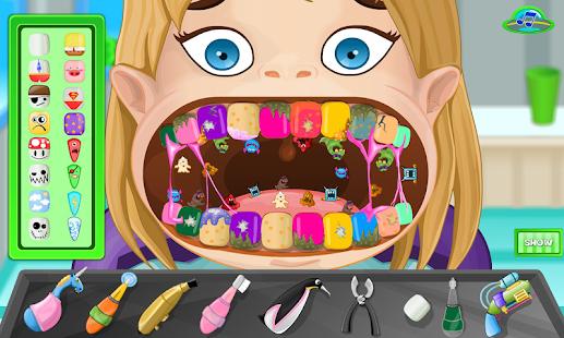 Dentist fear - náhled