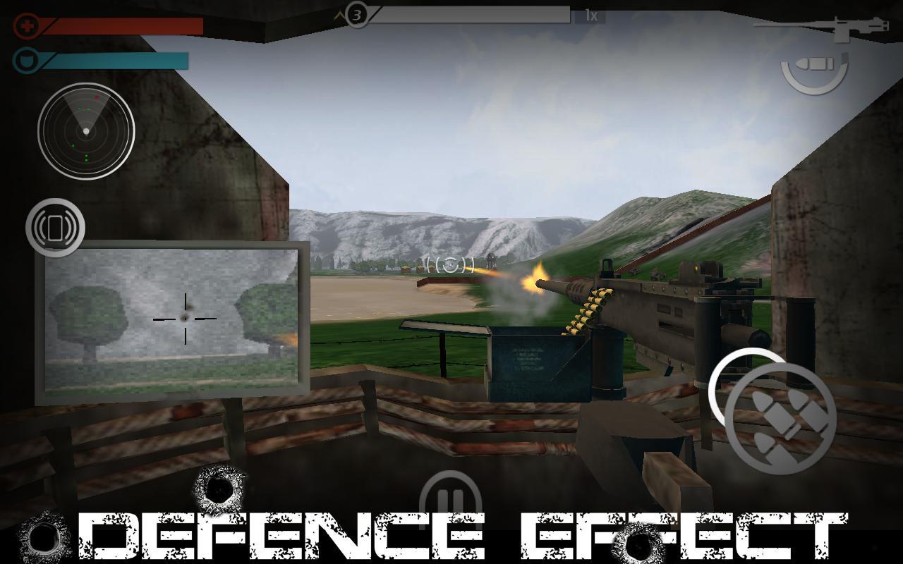 Defence Effect HD - screenshot