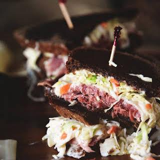 Corned Beef Sandwich.