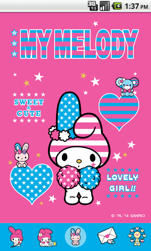 My Melody Cheer Leader
