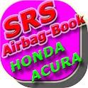 Honda Acura SRS-Airbag BookAPP logo