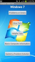 Screenshot of Computer Helper Free