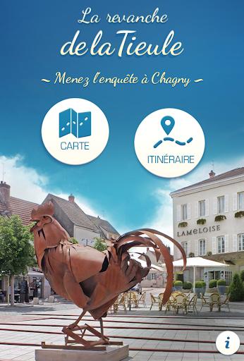 Enquête à Chagny en Bourgogne for PC