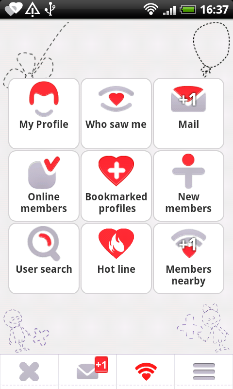 Dating - Ieskok.lt - screenshot