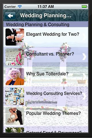 Florida Weddings Online - screenshot