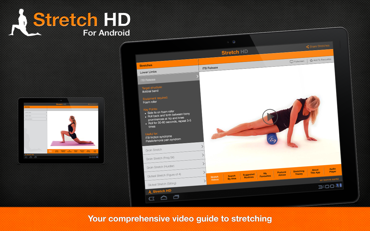 Stretch HD- screenshot