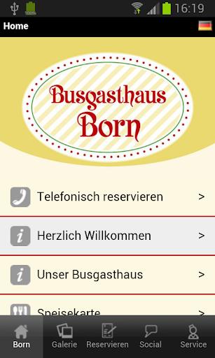Busgasthaus Born