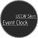 Event Clock - UCCW Skin icon