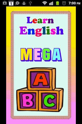Kids Mega ABC