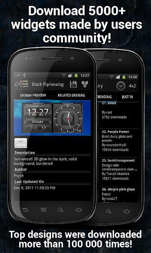 Make Your Clock Widget Pro1.1.4 2014,2015 yQYFT9BlHYReTULrNMHI