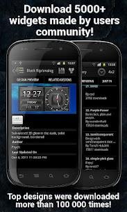 Make Your Clock Widget Pro v1.3.9 Mod APK 3