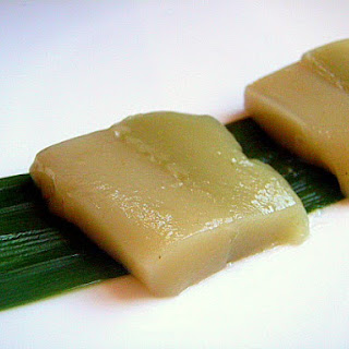 Pandan Khanom Chan (Layered Rice Sweets)