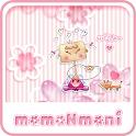 NK 카톡_모모N모니_핑크b 카톡테마