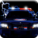Police Lights and Siren HQ icon