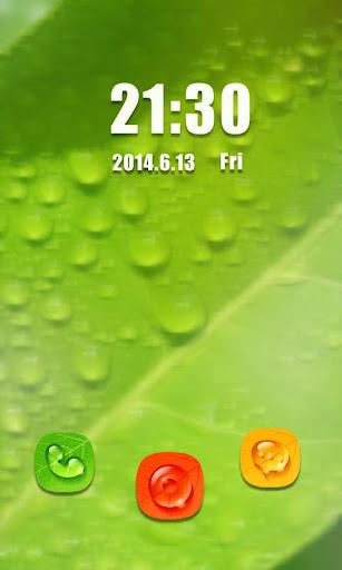 【免費個人化App】水滴鎖屏-APP點子