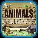 خلفيات حيوانات logo