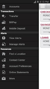 Bank of Albuquerque Mobile- screenshot thumbnail