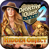 Hidden Object Detective Quest2