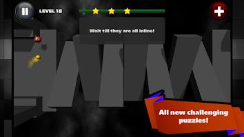 Screenshot of Wipeout Dash 3