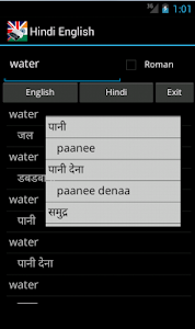 English Hindi Dictionary screenshot 12
