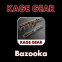 KAGE GEAR – Bazoooka Shots x3 logo