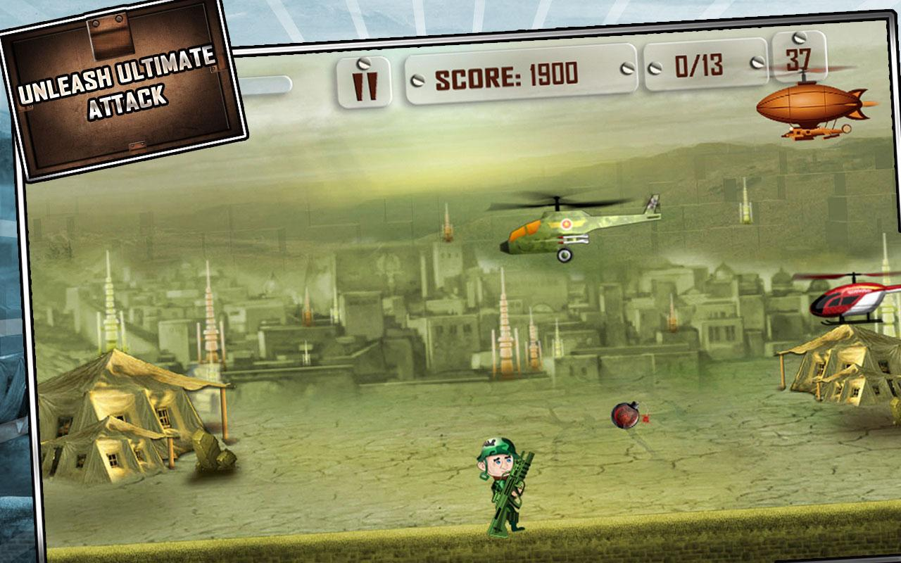 Commando Fight : Final Battle - screenshot
