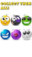 Screenshot of Text Smileys by Emoji World ™