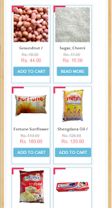 Nashik Online Grocery Shop screenshot 2