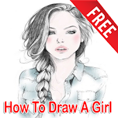 How To Draw A Girl Apps
