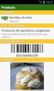 mobiCeliac [XL] - screenshot thumbnail