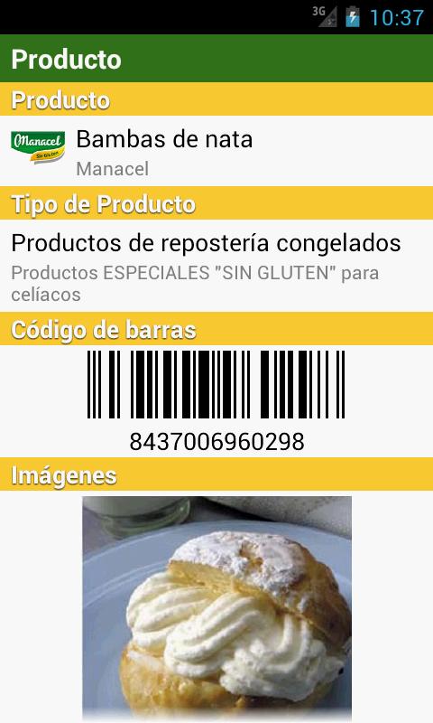 mobiCeliac [XL] - screenshot