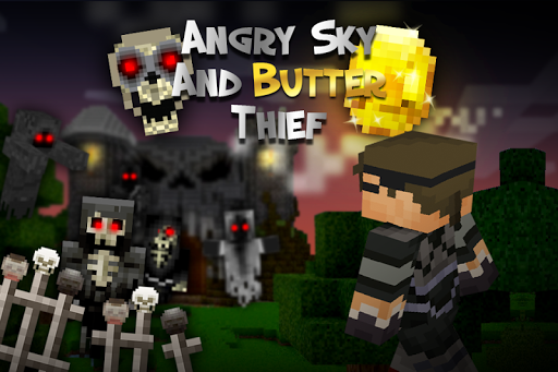 Angry Sky Butter Thief Pro