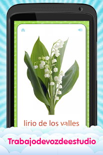 Flashcards for Kids in Spanish- screenshot thumbnail