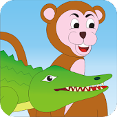 Crocodile and Monkey - Story