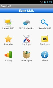 Ezee SMS Collection - screenshot thumbnail