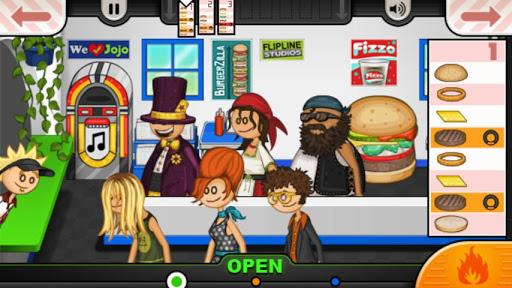 Download Papa's Burgeria To Go! MOD APK 2
