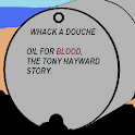 Whack A Douche: Tony Hayward logo