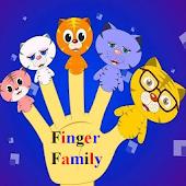 Kids Rhyme Finger Family