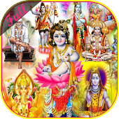 All God Mantra & Temple Full