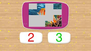 Screenshot of kids games