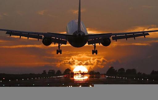 Airplane Landing Wallpapers HD