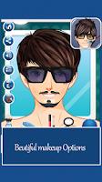 Screenshot of Boy Makeover