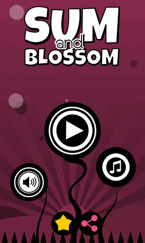 Sum and Blossom - screenshot