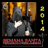 Semana Santa Pya-Pvo 2014