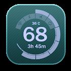 Battery Circle Widget icon
