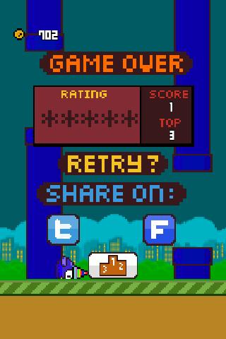 Flip Bird  screenshots 4
