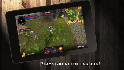 【免費角色扮演App】Daggervale Demo-APP點子