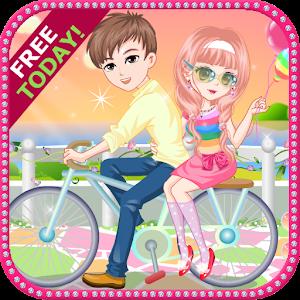 自行车游戏的女孩 休閒 App Store-癮科技App