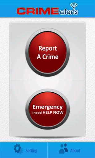 Crime Alerts
